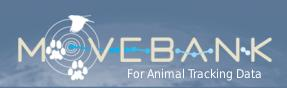 Movebank.org logo
