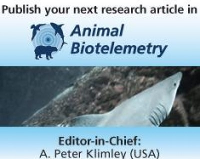 Animal Biotelemetry journal