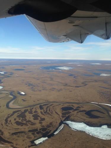 aerial-tundra